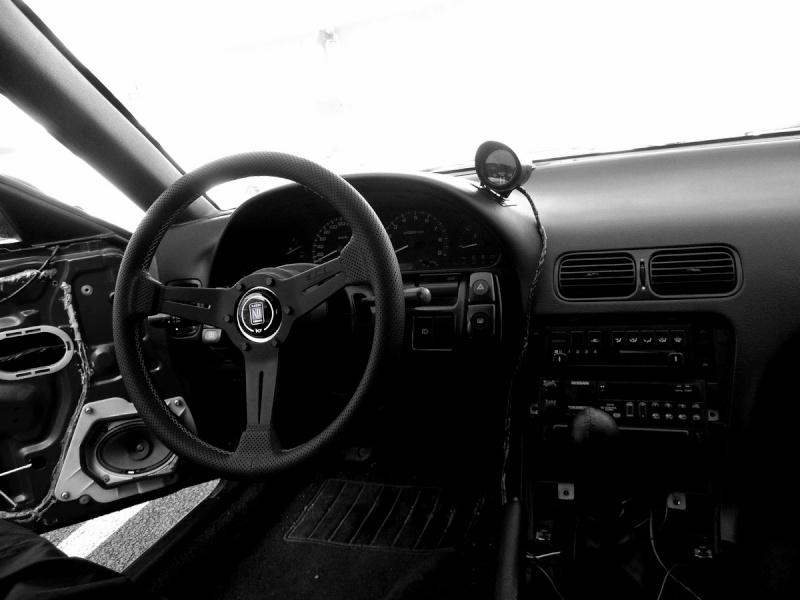 Ma Nissan RS13 Zenki ! Znardi11