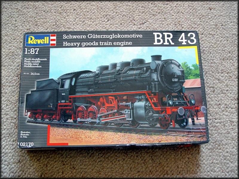 BR 43 REVELL (2002) 1:87 H0 Dsc01919