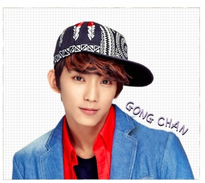 Groupe B1A4  Gong_c10