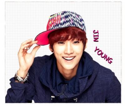 Groupe B1A4  Jin_yo10