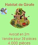 Habitat à Girafes / Girafe Basketball => Avocat Giraff10