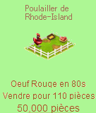 Le Poulailler de Rhode-Island  => Oeuf Rouge Rhode110