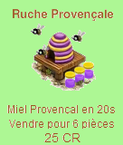 La Ruche Provençale => Miel Provençal Ruche10