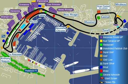 Grand Prix de Monaco 2012 Monaco10