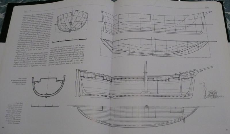 gozzo - modelli dal libro Vele della costa occidentale  ENRICO PILANI 003_8011