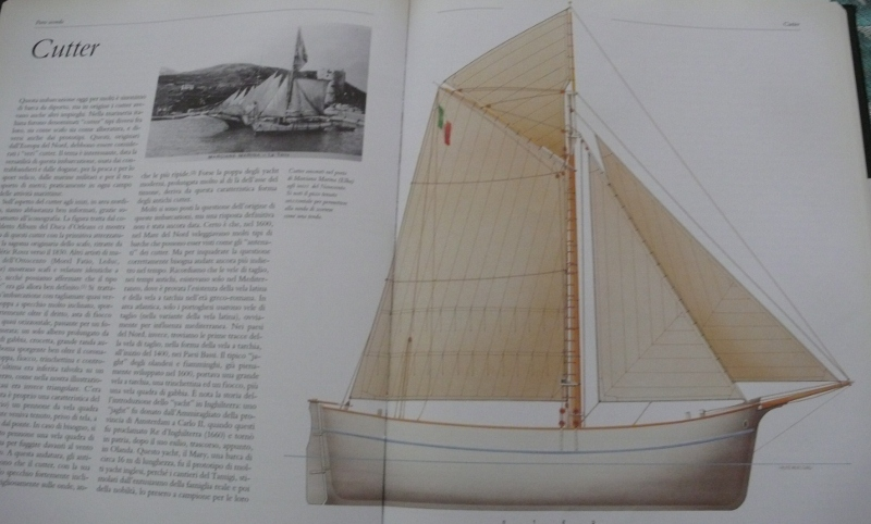gozzo - modelli dal libro Vele della costa occidentale  ENRICO PILANI 006_8010
