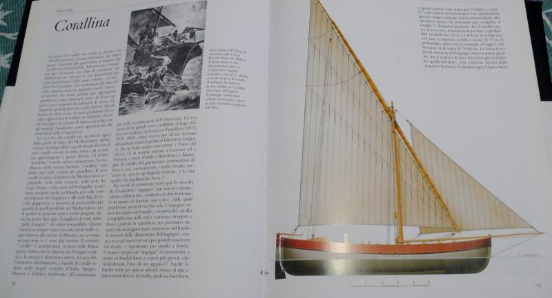 gozzo - modelli dal libro Vele della costa occidentale  ENRICO PILANI 006_8011