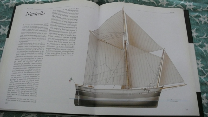 gozzo - modelli dal libro Vele della costa occidentale  ENRICO PILANI - Pagina 6 009_8010