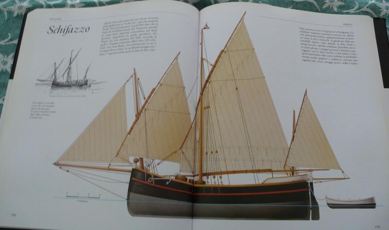 gozzo - modelli dal libro Vele della costa occidentale  ENRICO PILANI 012_8010
