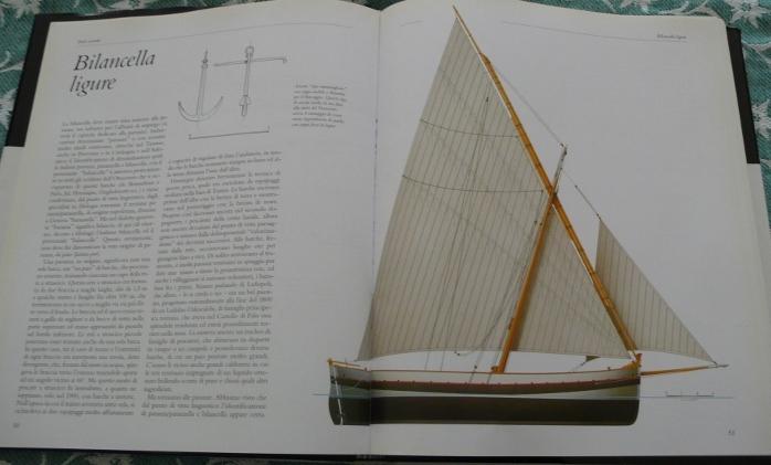 gozzo - modelli dal libro Vele della costa occidentale  ENRICO PILANI 015_8010