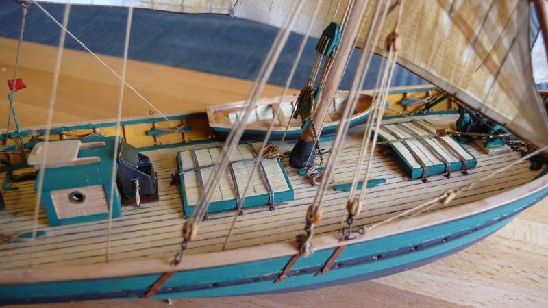 gozzo - modelli dal libro Vele della costa occidentale  ENRICO PILANI - Pagina 6 054_8010