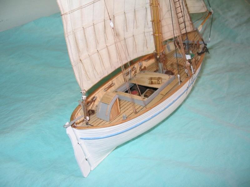 gozzo - modelli dal libro Vele della costa occidentale  ENRICO PILANI 100_0013