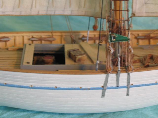 gozzo - modelli dal libro Vele della costa occidentale  ENRICO PILANI 100_0014