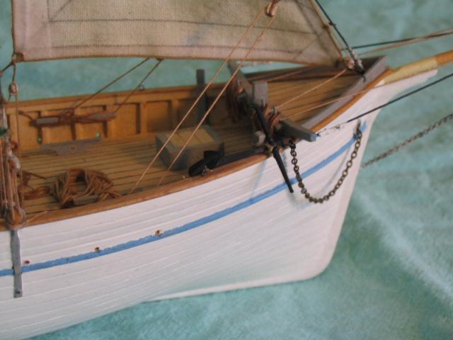 gozzo - modelli dal libro Vele della costa occidentale  ENRICO PILANI 100_0015