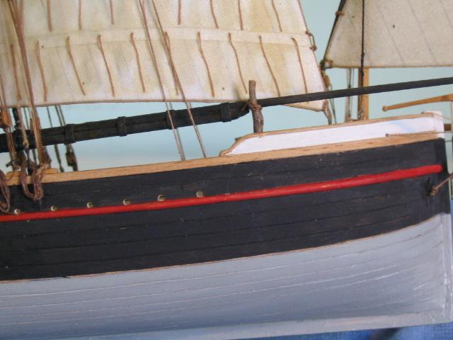 gozzo - modelli dal libro Vele della costa occidentale  ENRICO PILANI 100_0020
