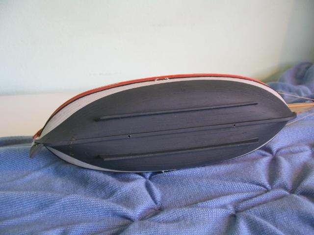 gozzo - modelli dal libro Vele della costa occidentale  ENRICO PILANI 100_0024