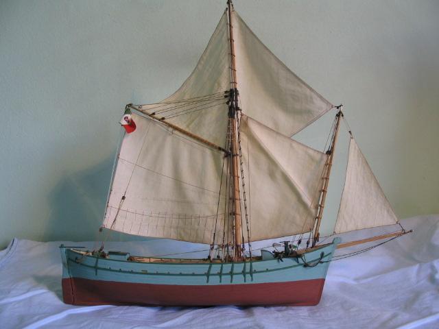 gozzo - modelli dal libro Vele della costa occidentale  ENRICO PILANI - Pagina 6 100_0036