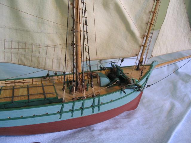 gozzo - modelli dal libro Vele della costa occidentale  ENRICO PILANI - Pagina 6 100_0038