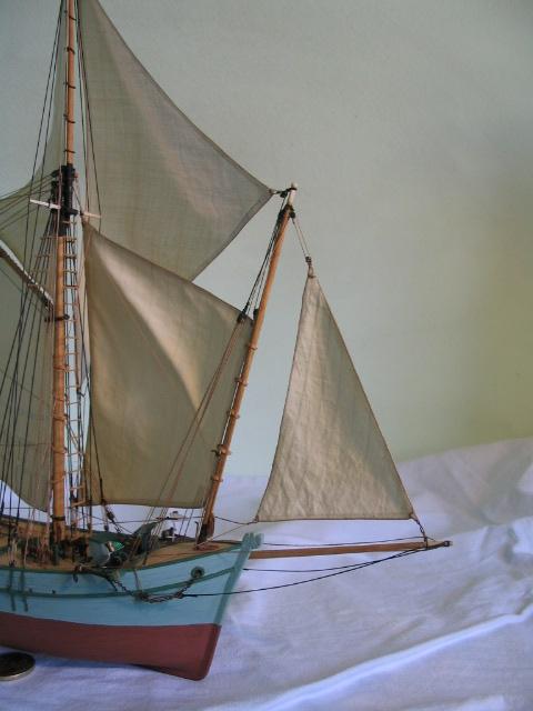 gozzo - modelli dal libro Vele della costa occidentale  ENRICO PILANI - Pagina 6 100_0039