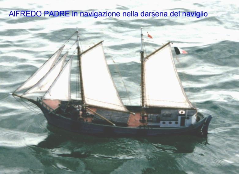 CREAZIONE DI NUOVI SCAFI Alfred10