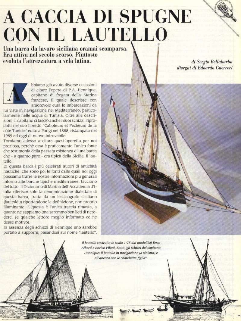 modelli dal libro Vele della costa occidentale  ENRICO PILANI - Pagina 2 Yd_lau11