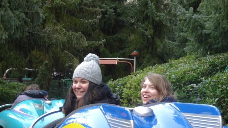10 belges lâchés à Disneyland ! 52987810