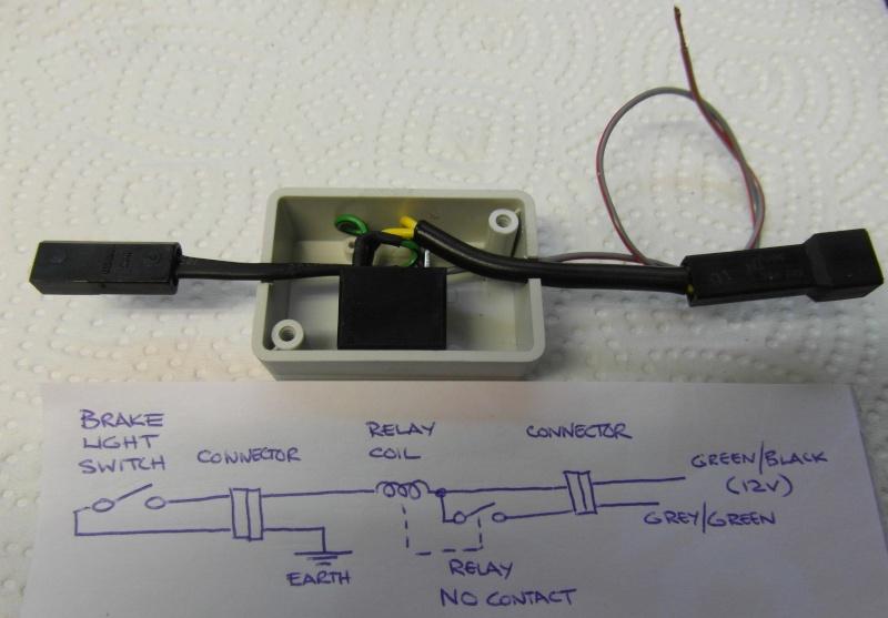 Brake light relay. Brake_10