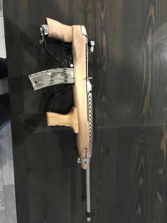 Stock paratrooper pour 30 carbine  0b40ac10
