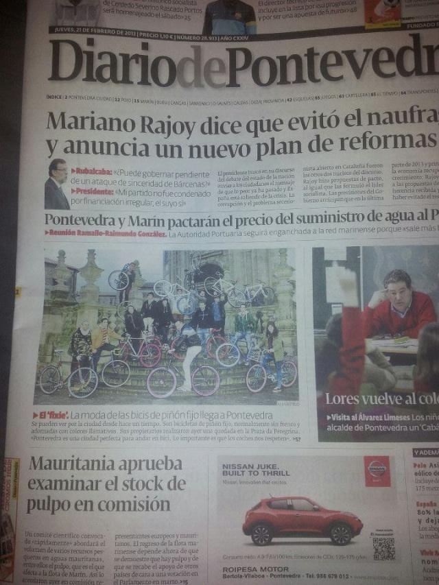 Articulos de Prensa y Cosas Curiosas para Ciclistas & Bicicletas 55127610