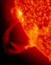 CLIMA ESPACIAL - SPACE WEATHER - EL SOL/LA TIERRA