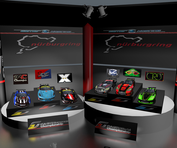 Evento Resistencia 24h Nordschleife By Game-Hosting Podium10