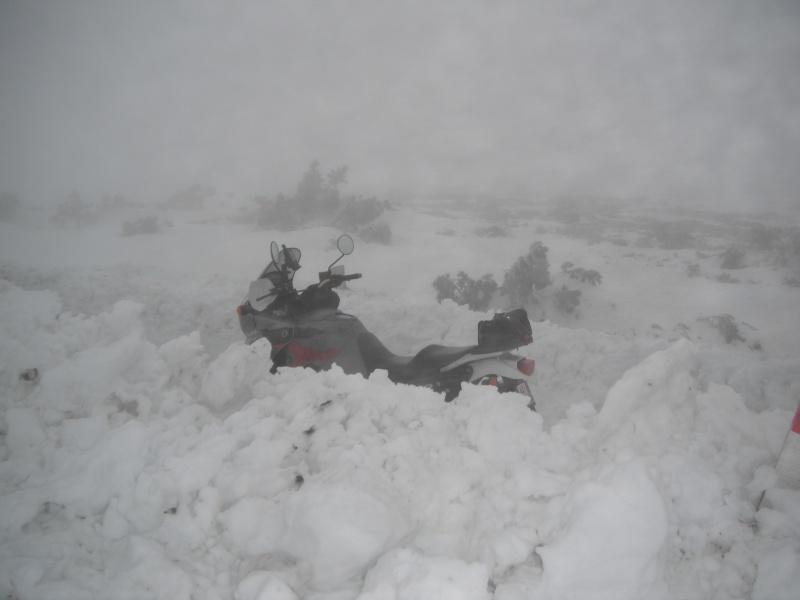 Terre - bitume, mais aussi neige et sable... Dscf2817