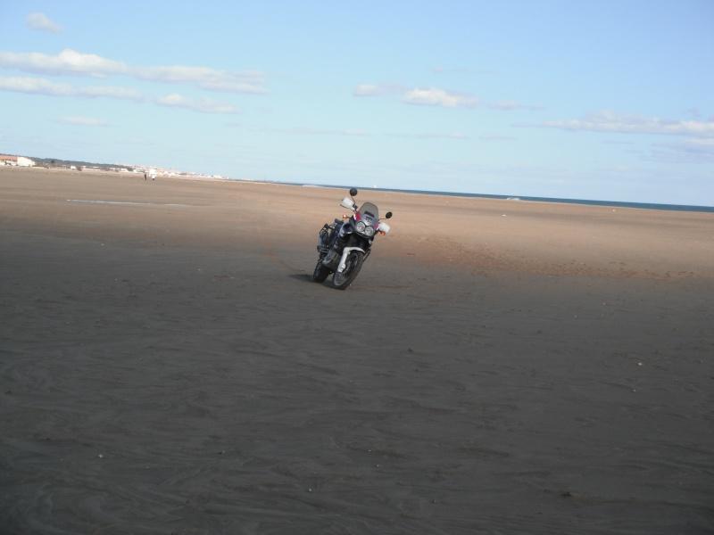 Terre - bitume, mais aussi neige et sable... Dscf2819