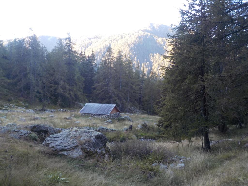 Répétition d'une nouvelle voie au Cayre des Erps 115