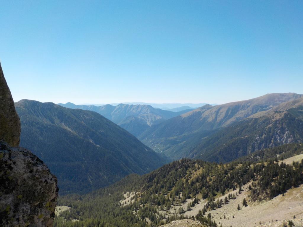 Répétition d'une nouvelle voie au Cayre des Erps 1214