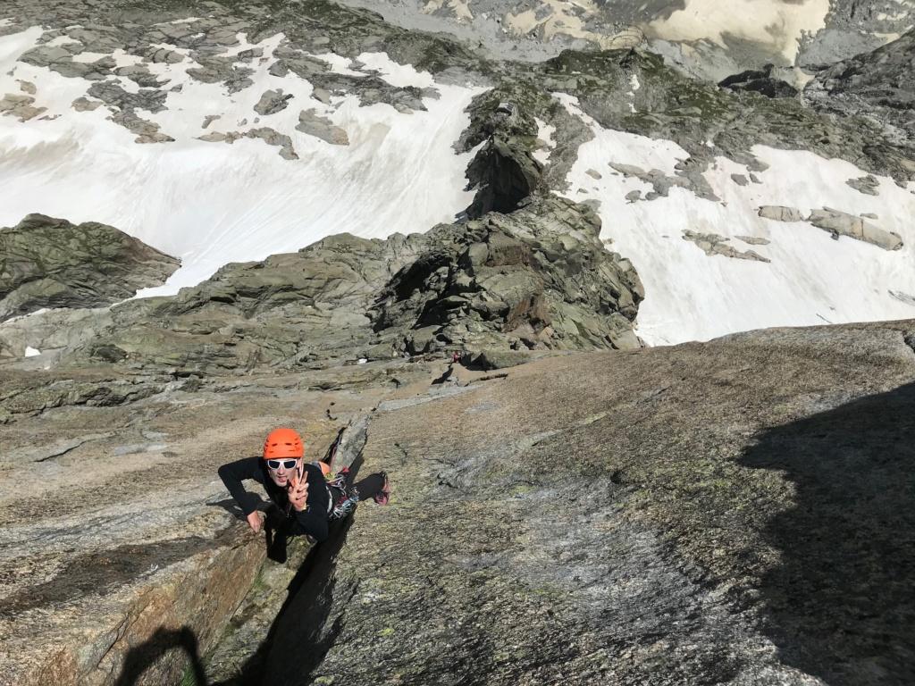 5 jours de pur délire à Chamonix 1510