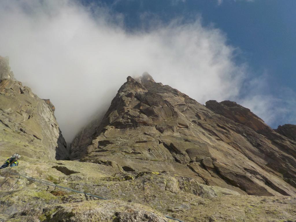 5 jours de pur délire à Chamonix 2010