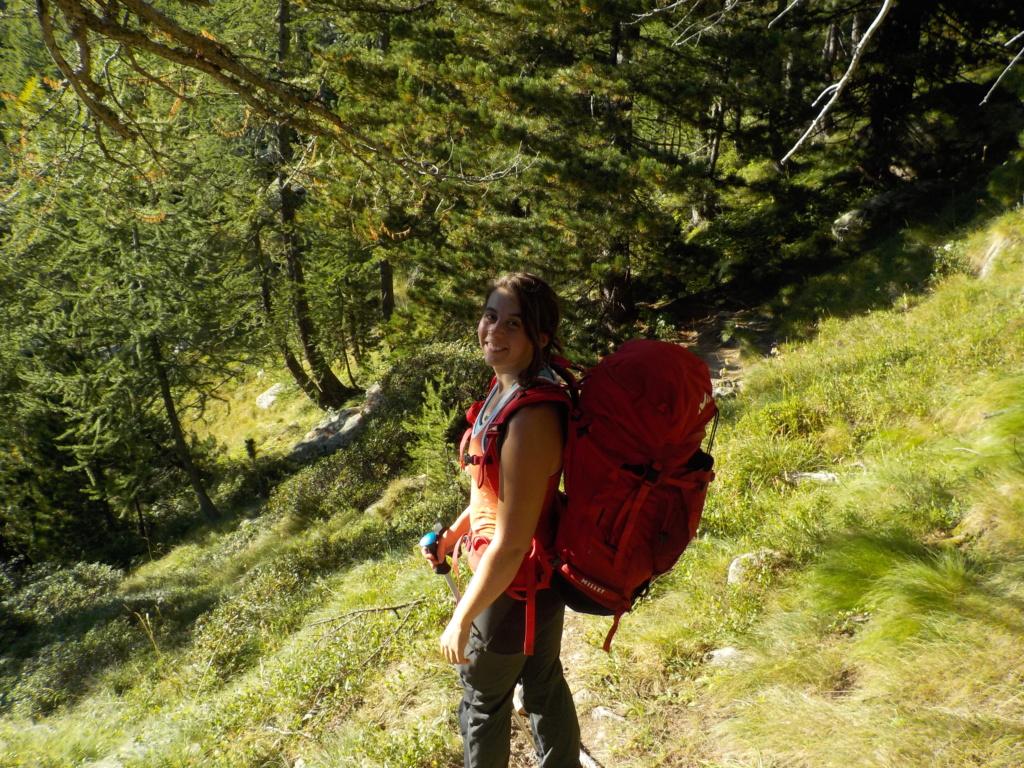 Répétition d'une nouvelle voie au Cayre des Erps 2114