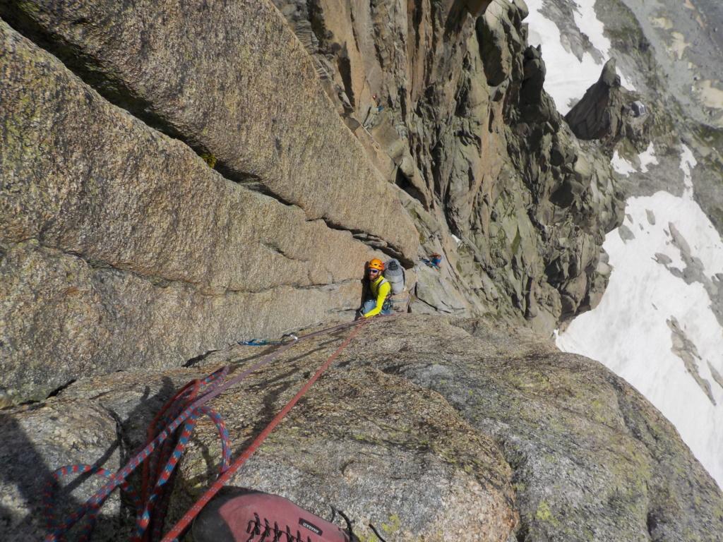 5 jours de pur délire à Chamonix 2210