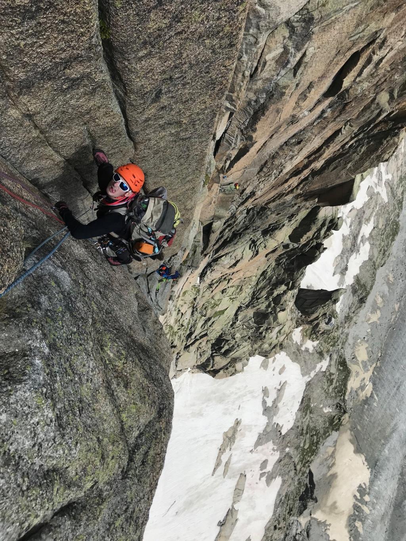 5 jours de pur délire à Chamonix 2310