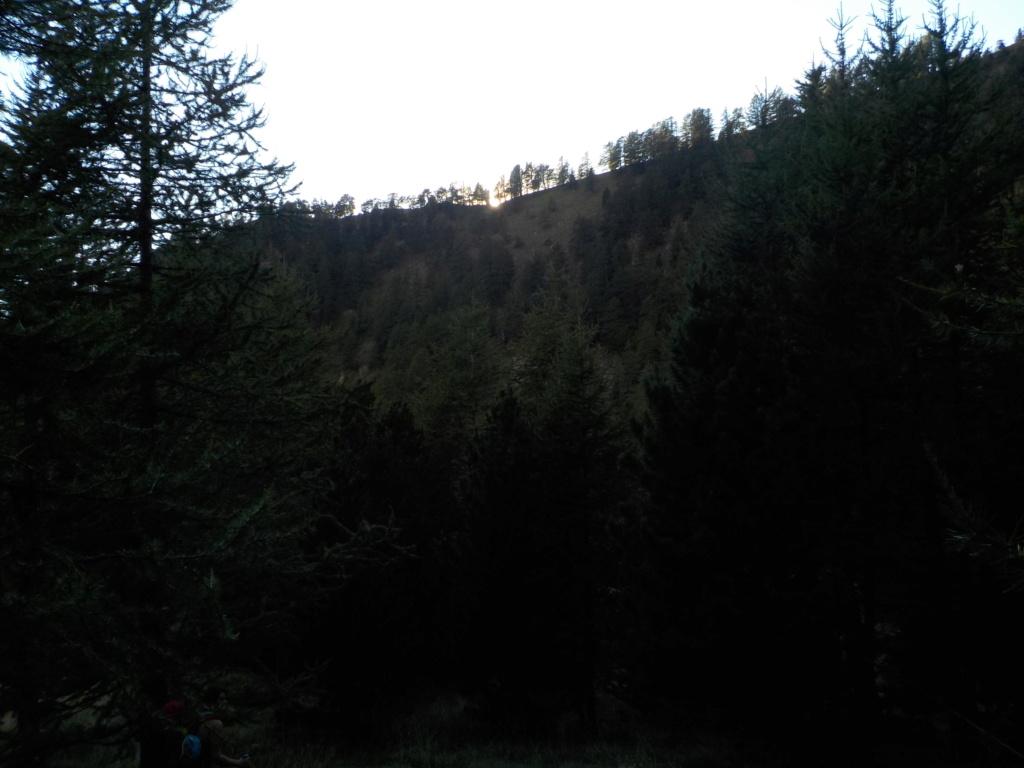 Répétition d'une nouvelle voie au Cayre des Erps 2315