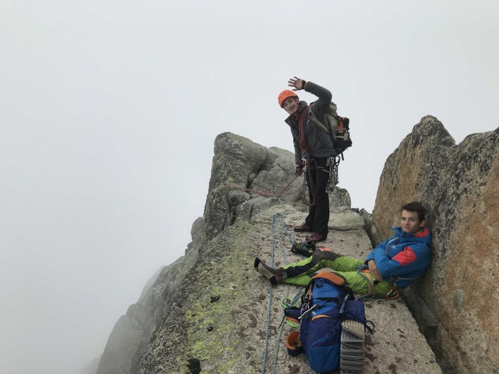 5 jours de pur délire à Chamonix 2510