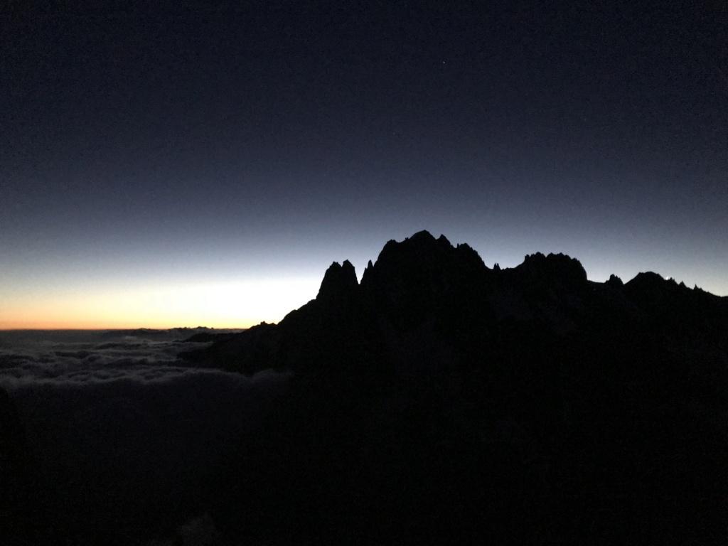 5 jours de pur délire à Chamonix 2710