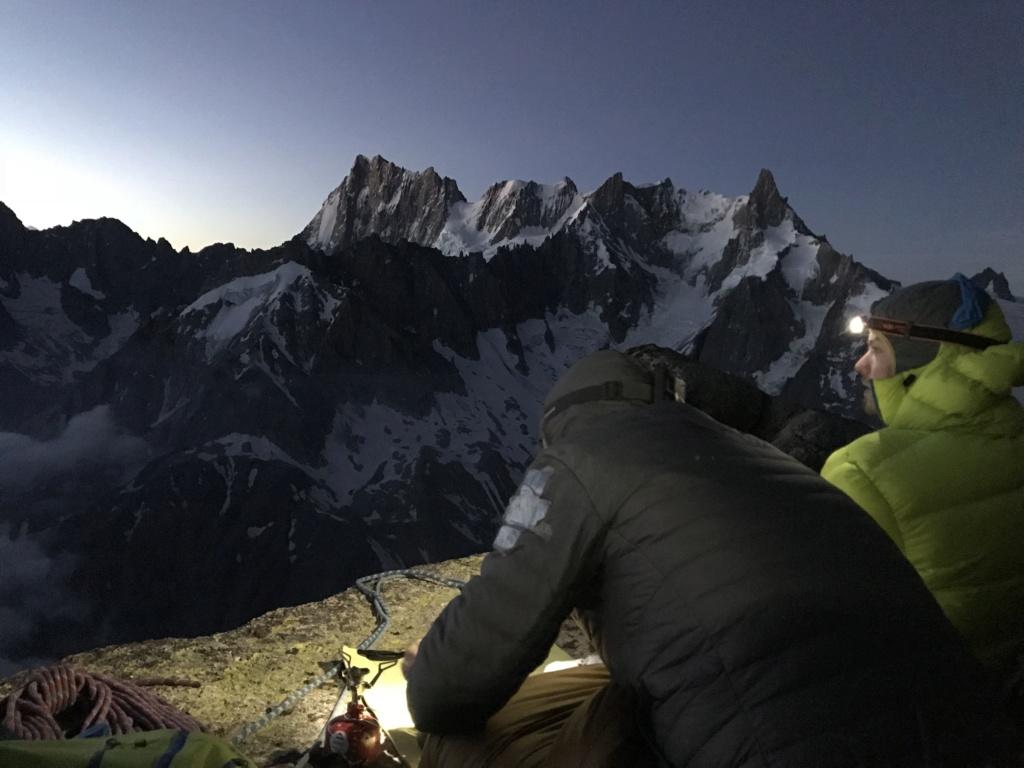 5 jours de pur délire à Chamonix 2810