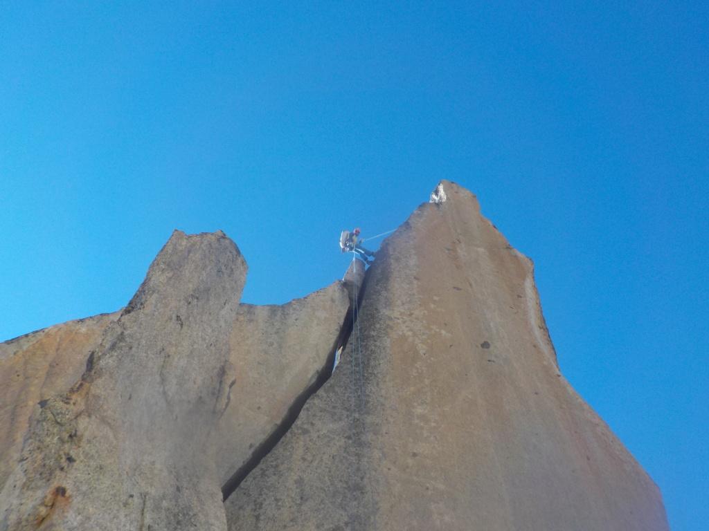 5 jours de pur délire à Chamonix 3710
