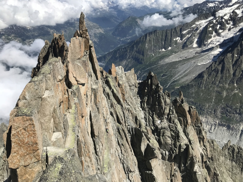 5 jours de pur délire à Chamonix 4210