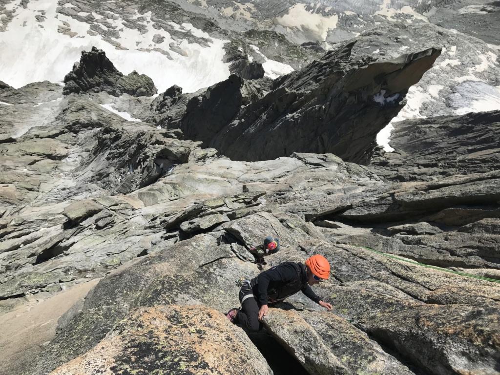 5 jours de pur délire à Chamonix 4310