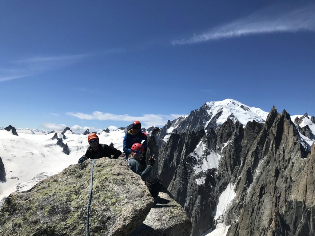 5 jours de pur délire à Chamonix 4610