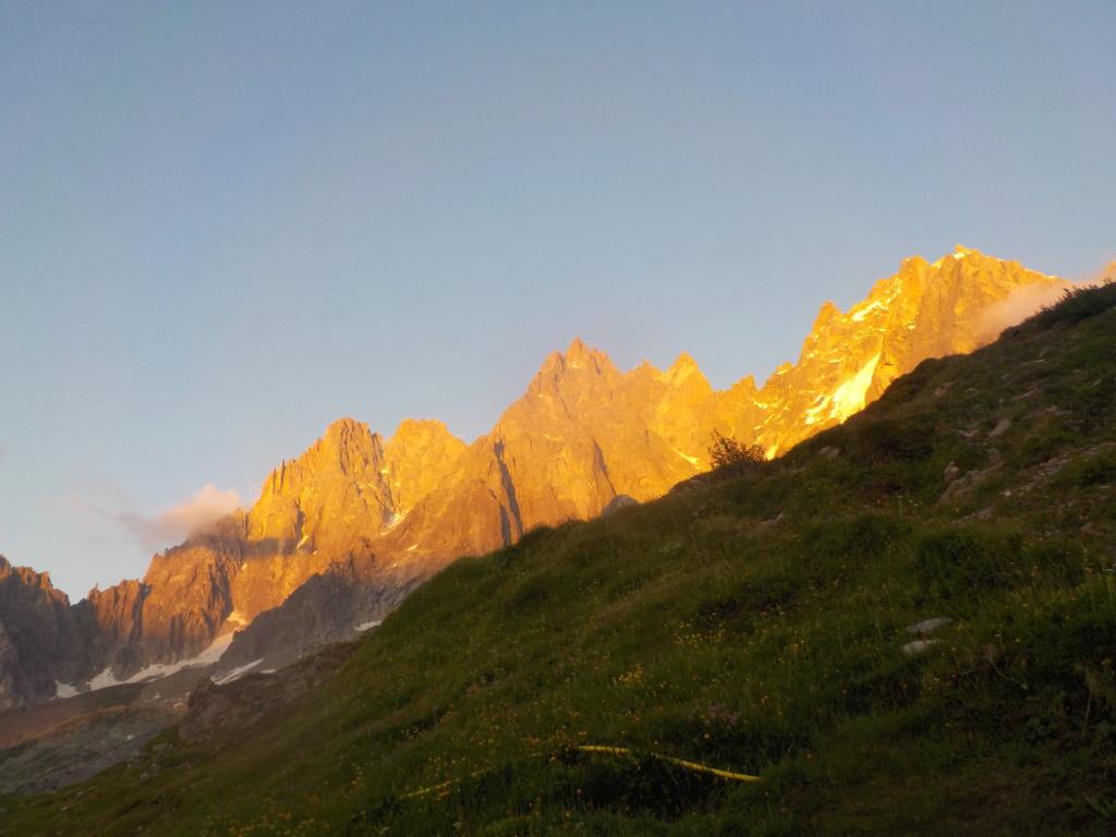 5 jours de pur délire à Chamonix 4810