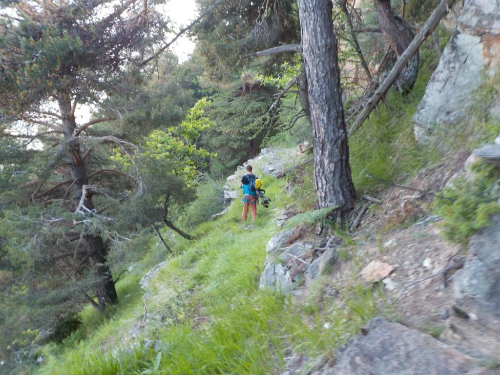 BigWall du Mt Palastre Dscn1532